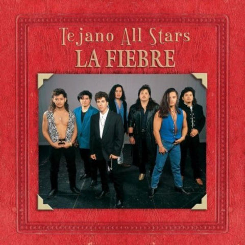 La Fiebre - Tejano All Stars (Limited Qty)