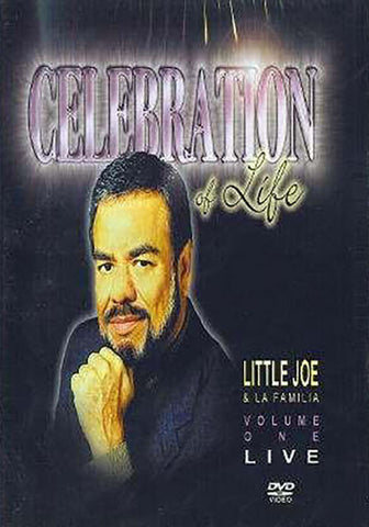 Little Joe-Celebration Of Life( Volume One)- Live