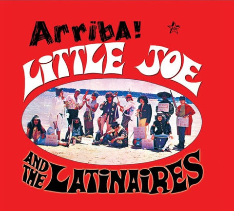Little Joe and The Latinaires - Arriba