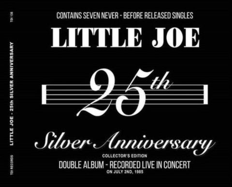 Little Joe Y La Familia - 25th Silver Anniversary