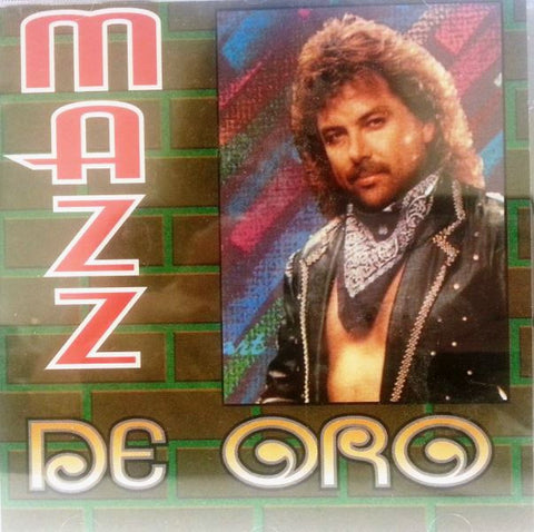 Mazz-De Oro (Limited Qty)