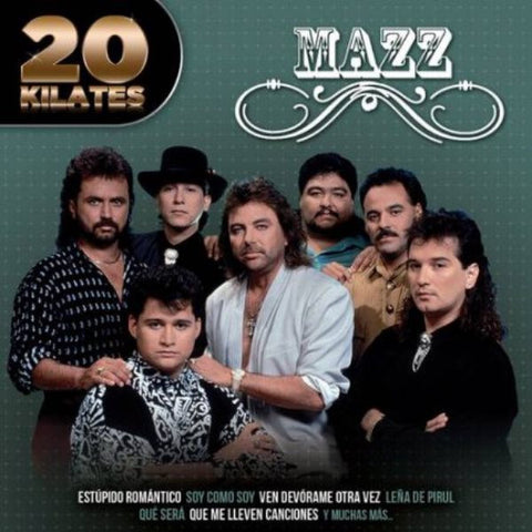Mazz-20 Kilates  (Out Of Stock)