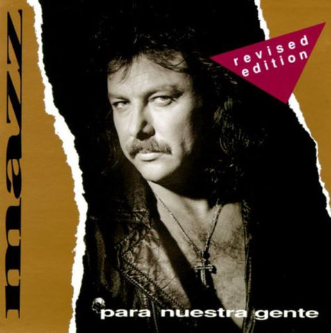 Mazz-Para Nuestra Gente-(revised edition) (1990) (Limited Qty)