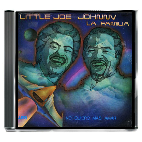 Little Joe Y La Familia - No Quiero Mas Amar