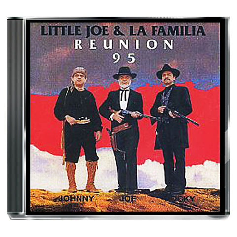 Little Joe Y La Familia - Reunion 95