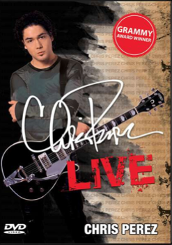 Chris Perez- Live DVD