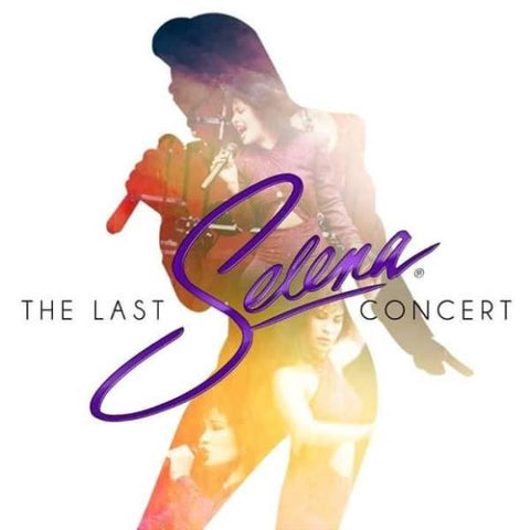 Selena -The Last Concert- LP Album