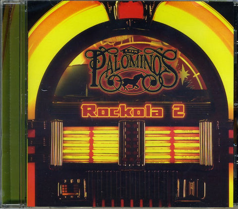 Los Palominos - Rockola 2 (Currently out of stock)