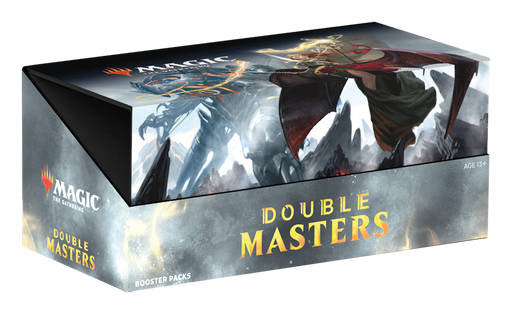 Case of Double Masters Booster Box (Releases August 7, 2020)