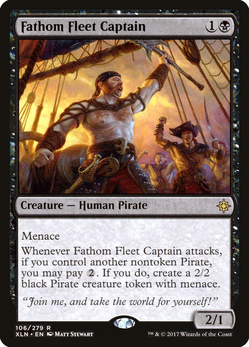 Fathom Fleet Captain