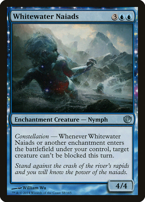Whitewater Naiads - Nyxtouched