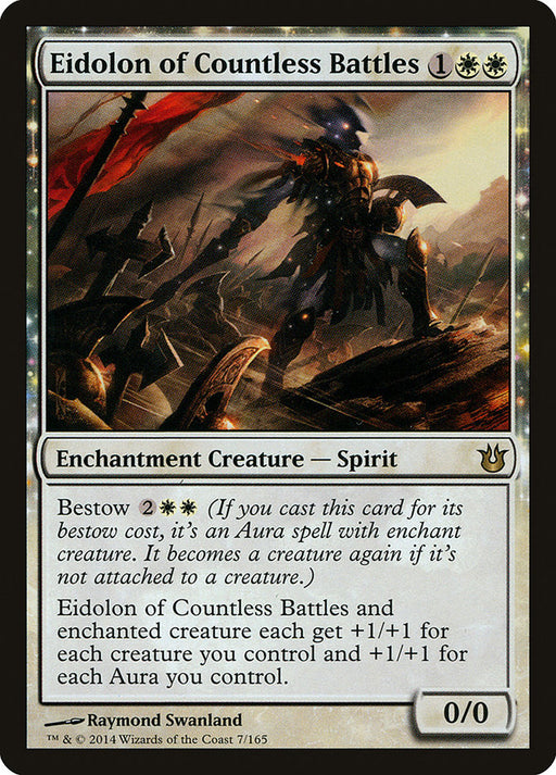 Eidolon of Countless Battles - Nyxtouched