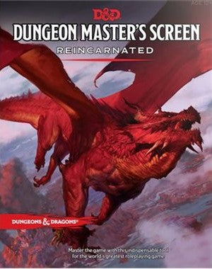 Dungeons & Dragons: Dungeon Master's Screen Reincarnated