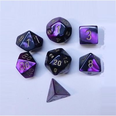 Chessex 7 Piece Dice Set