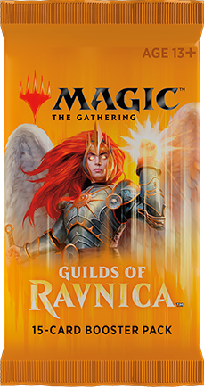 !Booster Pack - Guilds of Ravnica