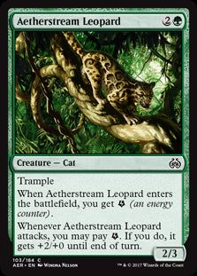 Aetherstream Leopard