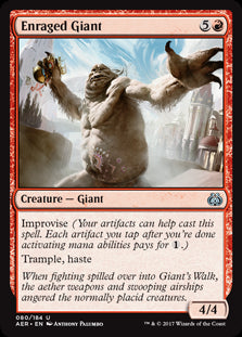 Enraged Giant