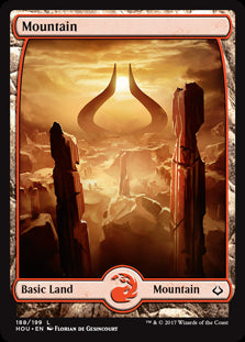 Mountain - Full Art