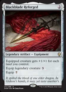 Blackblade Reforged - Legendary