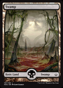 Swamp - Full Art