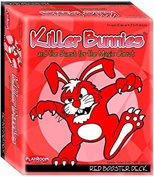 Killer Bunnies: Booster Pack - Red