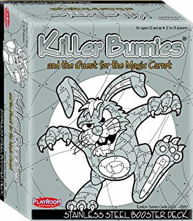 Killer Bunnies: Booster Pack - Stainless Steel