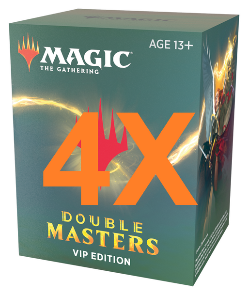 Double Masters VIP Edition Box (Releases August 7th)