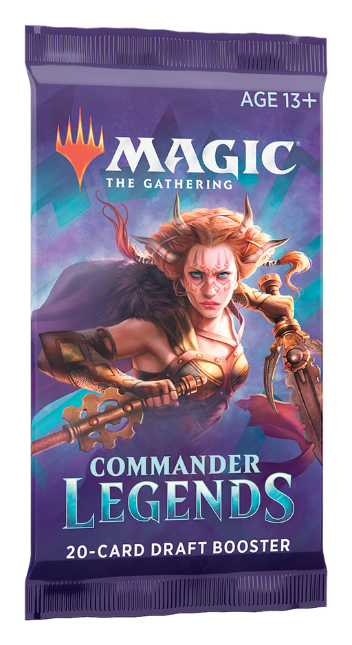 !Booster Pack - Commander Legends