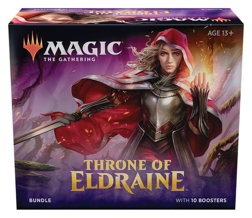 Throne of Eldraine Bundle - Releases October 4th