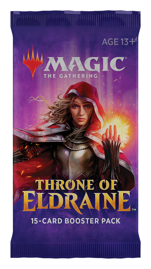 Throne of Eldraine Booster Pack - Releases October 4th