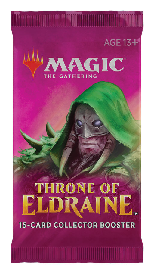 Throne of Eldraine Collector's Booster - Releases October 4th