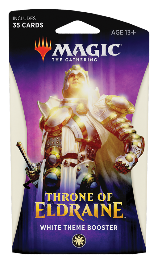Throne of Eldraine Theme Boosters - Releases October 4th