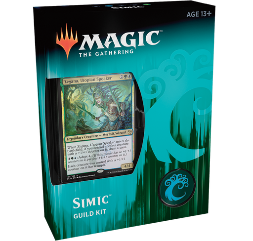 Ravnica Allegiance - Simic Combine Guild Kit