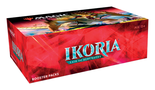 Ikoria: Lair of Behemoths AWESOME COMBO - Contains 1 Booster Box, 1 Bundle and 1 of each Planeswalker deck (Ships April 24)