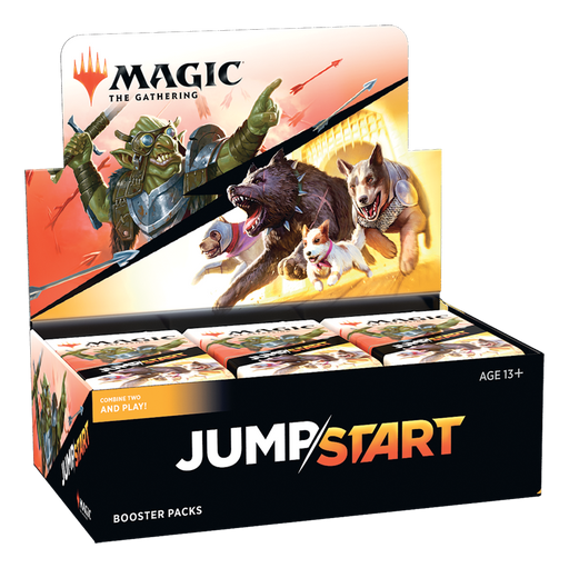 Jumpstart Booster Box (Releases July 17, 2020)