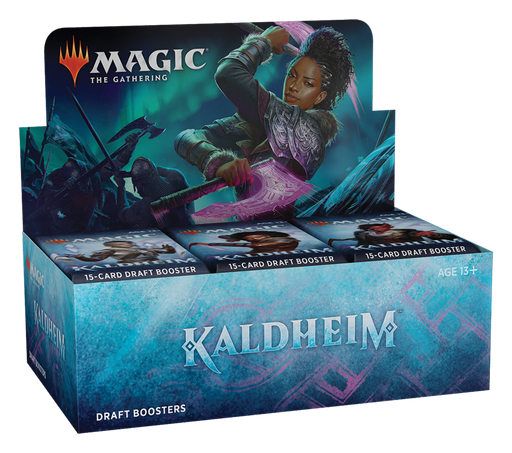 Kaldheim Draft Booster Box (With Buy-a-Box promo)
