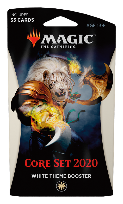 Core Set 2020 Theme Boosters