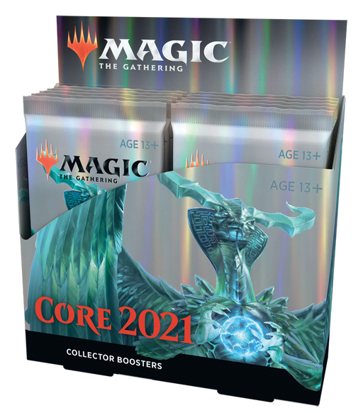 Core 2021 Collector Booster Box - Ships July 3rd