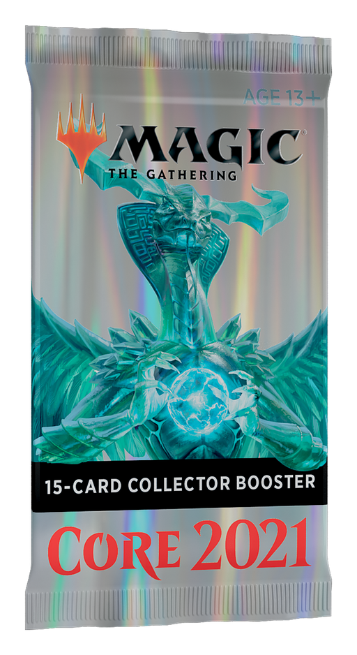 Core 2021 Collector Booster Pack - Ships July 3rd