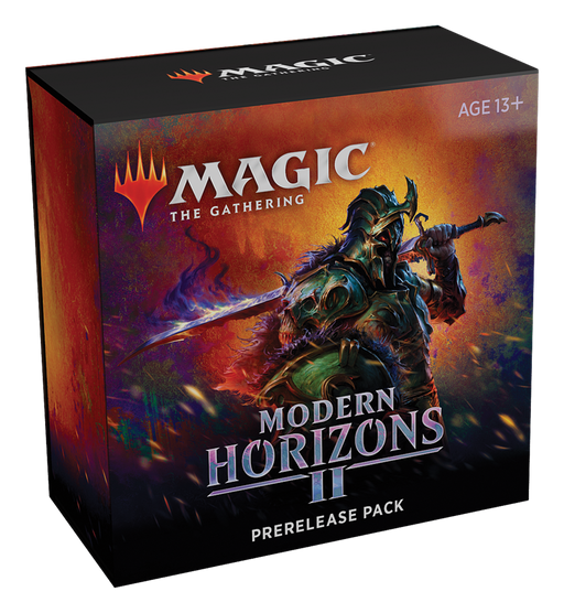 Modern Horizons 2 At Home Prerelease Kit (With Bonus Set Booster!)