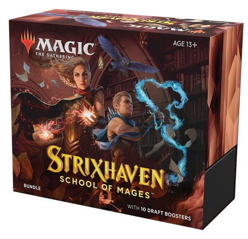 Strixhaven: School of Mages Bundle - Releases April 23, 2021