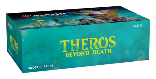 Theros Beyond Death  Booster Box - With Buy-A-Box promo ( Early pick up Jan. 17)
