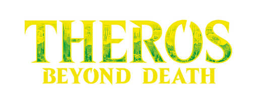 Theros Beyond Death Collector Booster Box - Releases Jan. 24
