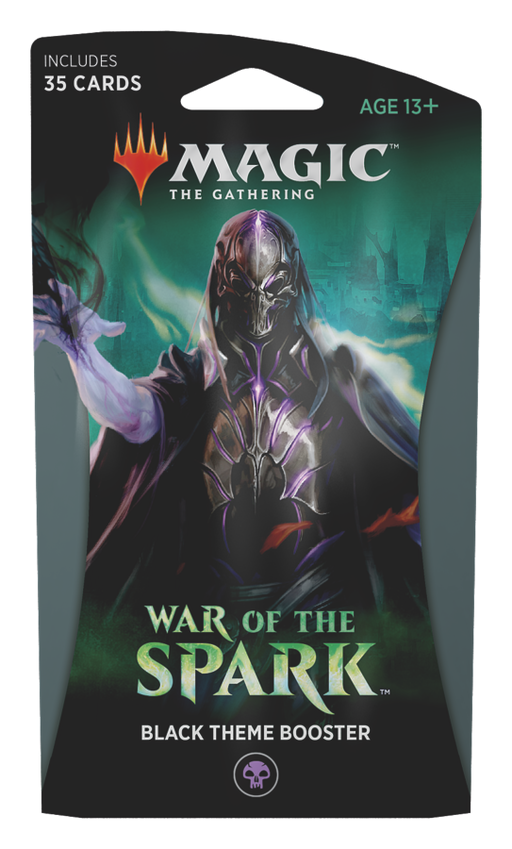 War of the Spark Theme Booster - Black
