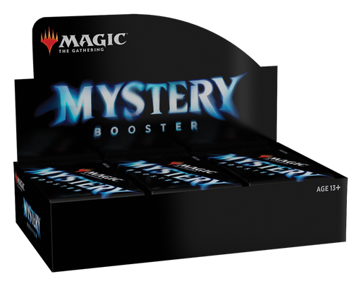 Mystery Booster Box - Releases March 13, 2020