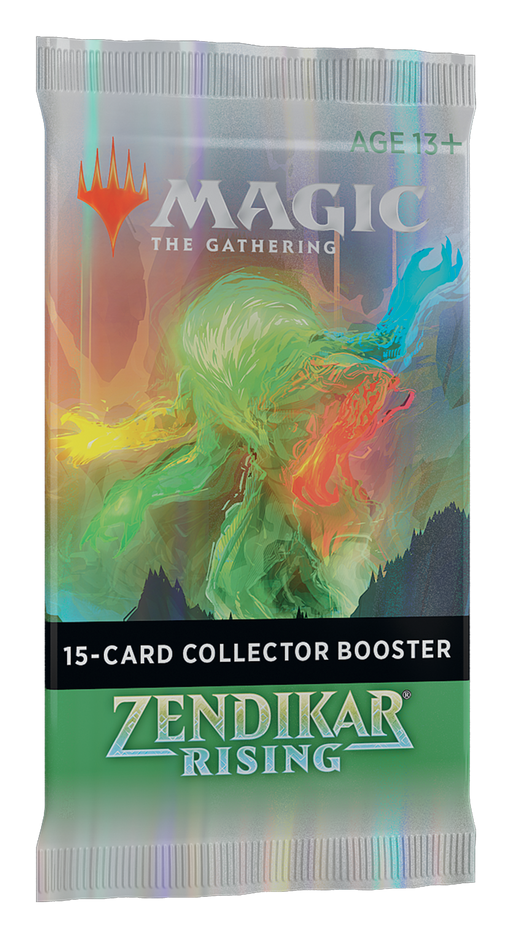 Zendikar Rising Collector Booster Pack - Releases September 25