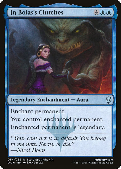 In Bolas's Clutches - Legendary