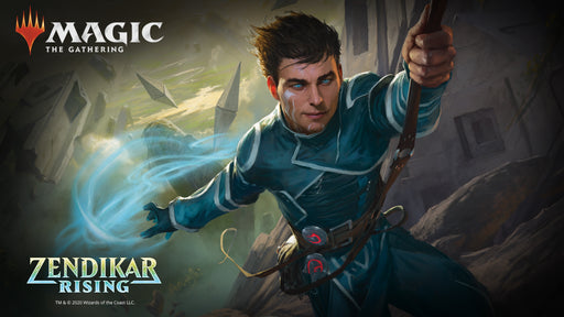 Zendikar Rising at home Prerelease Kit