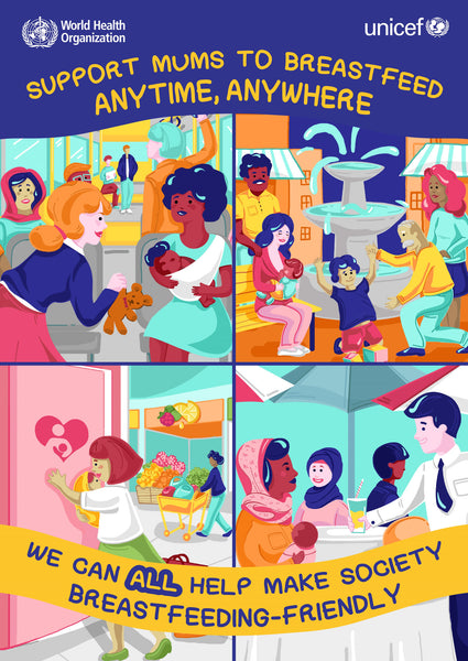 World Breastfeeding Week!