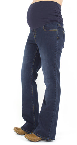 Bootcut Maternity Jeans | Bedondine